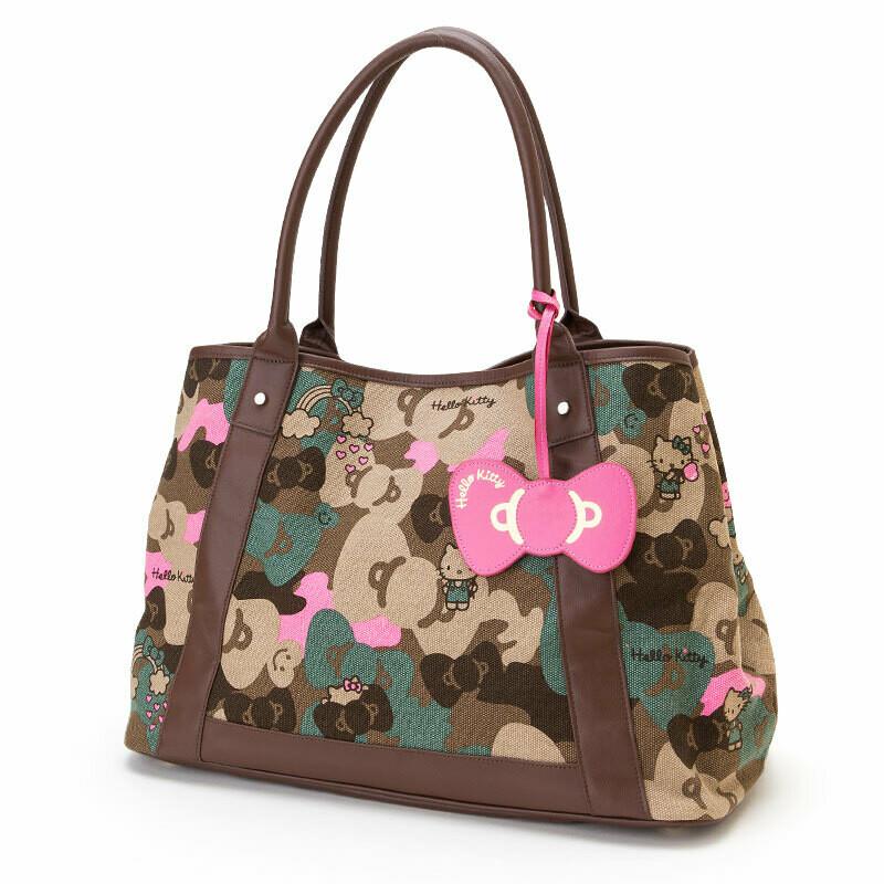 Bolsa Hello Kitty Safari