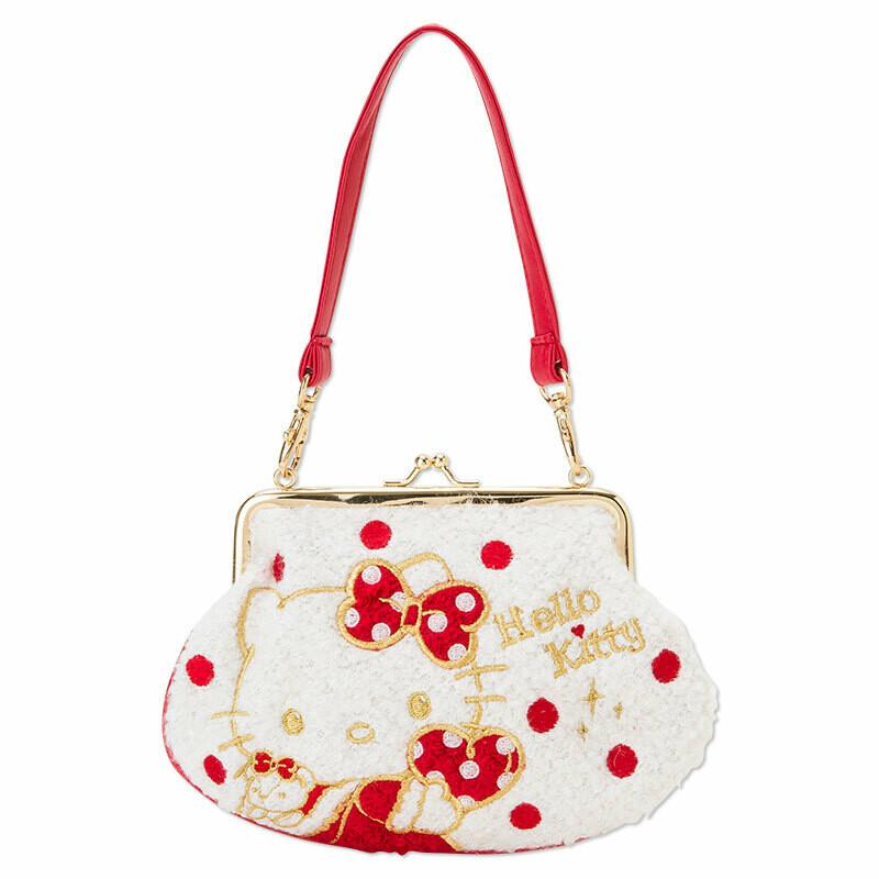 Bolsa Hello Kitty Rojo Blanco