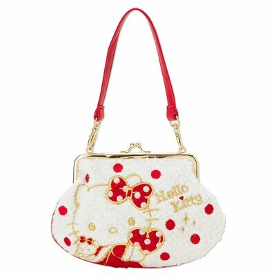 Bolsa Hello Kitty Rojo Blanco