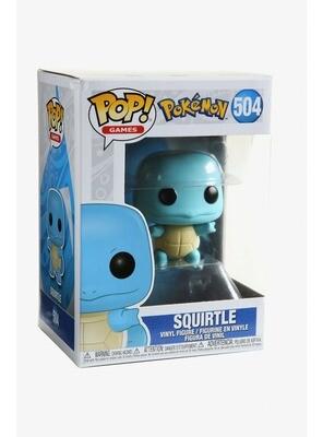 Figura POP Squirtle 504