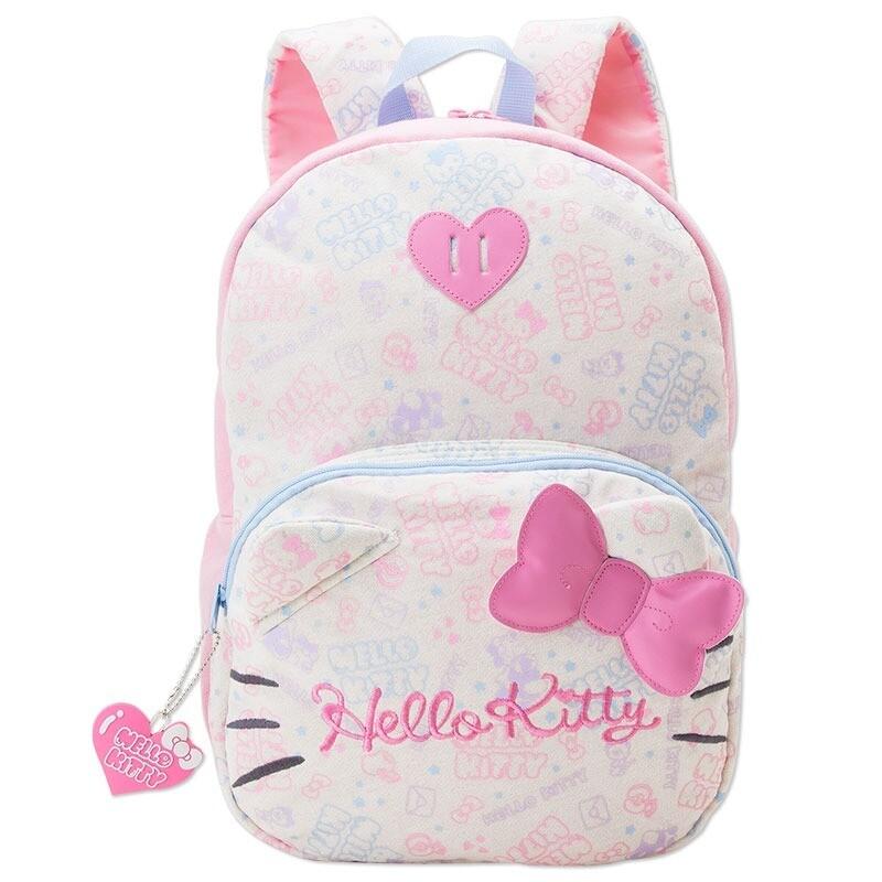 Mochila Hello Kitty Rosa B00