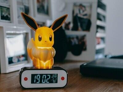 Reloj Alarma Pokemon Eevee