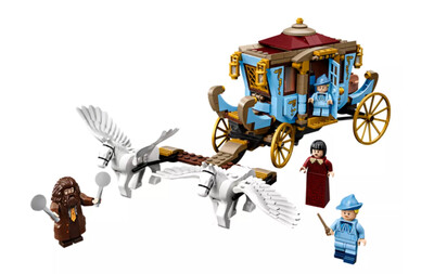 Lego Harry Potter Carruaje
