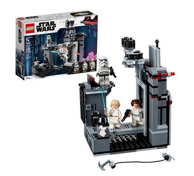 Lego Star Wars Luke y Leia