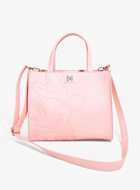 Bolsa Rosa Minnie Mouse X00