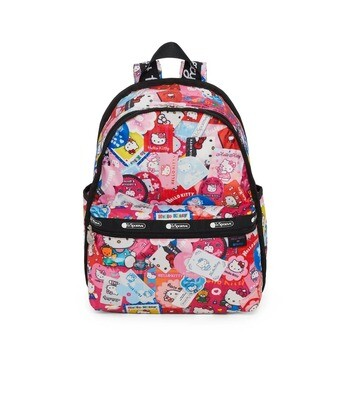 Mochila Hello Kitty Fan Rosa