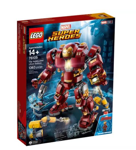Lego Hulkbuster Ultron