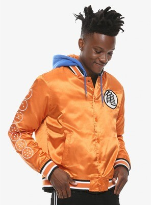 Sudadera Dragon Ball Goku X00