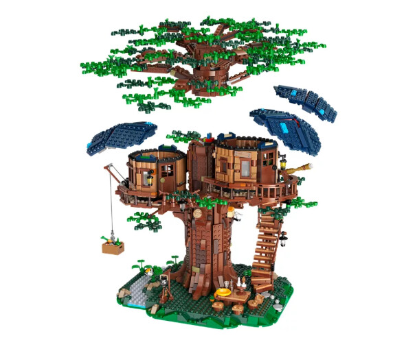 Lego Casa del Arbol