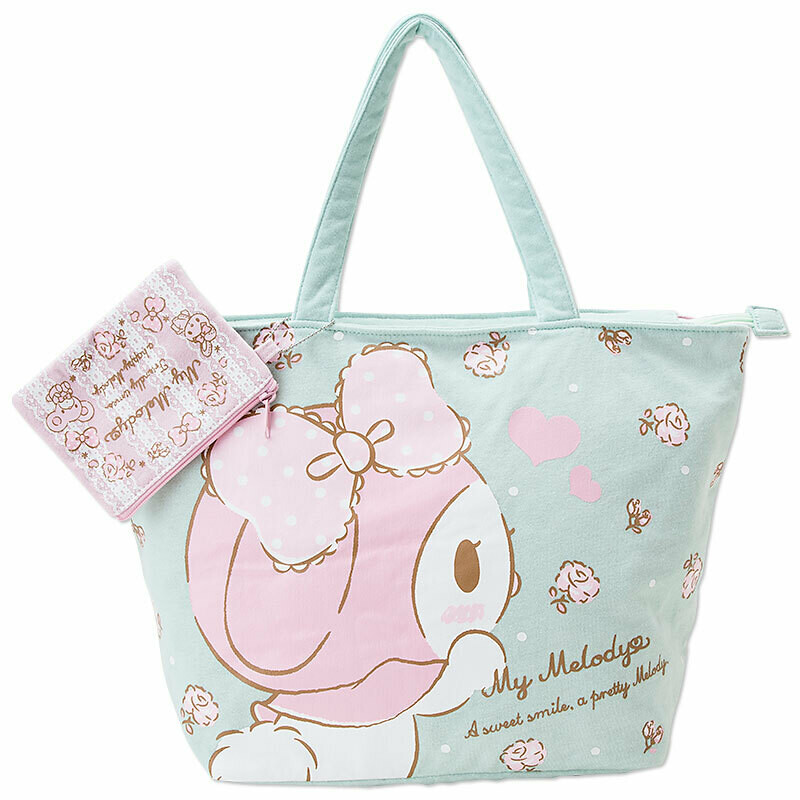 Bolsa Hello Kitty My Melody JP
