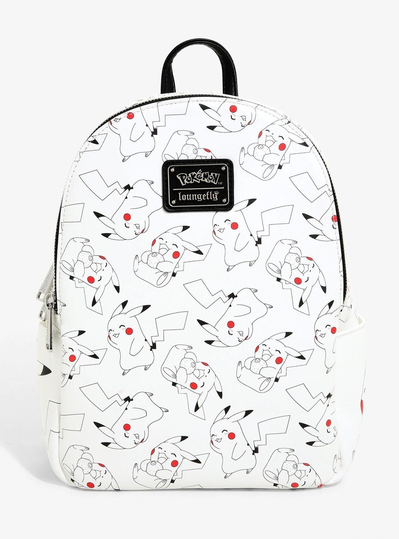Bolsa Mochila Pikachu BR00