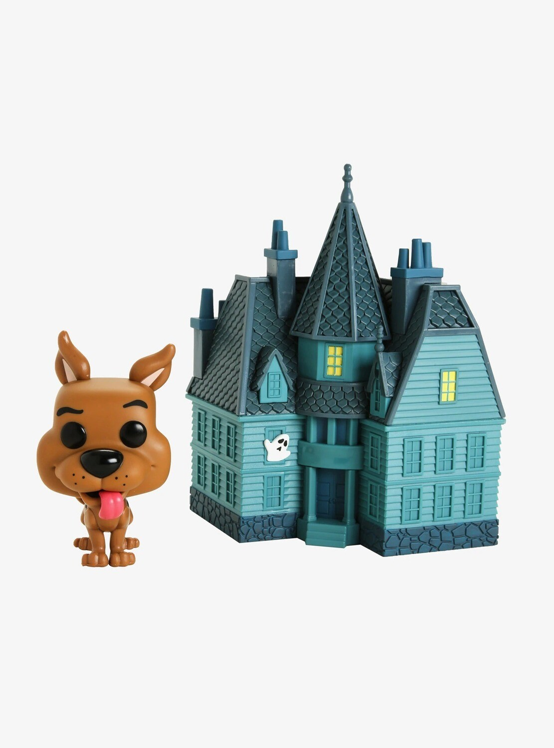 Figura POP Scooby Doo Mansion