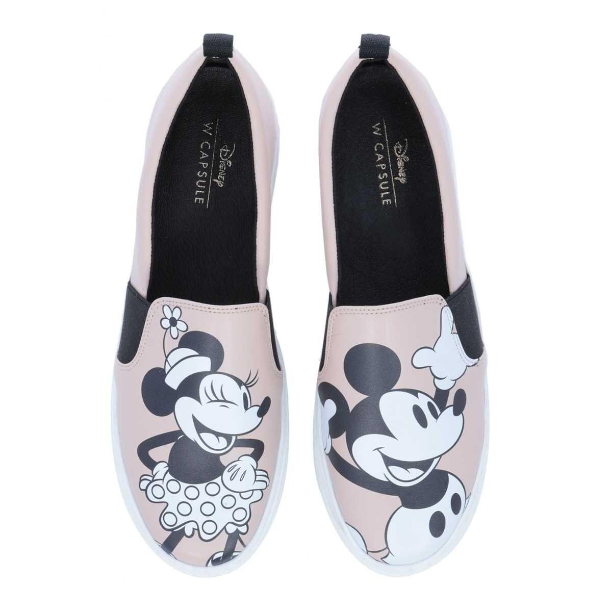 Tennis Minnie Mouse W40