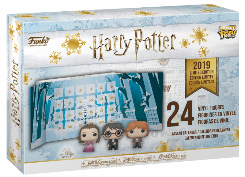 Calendario POP 2019 Harry Potter