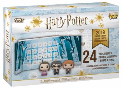 Calendario POP 2019 Harry Potter