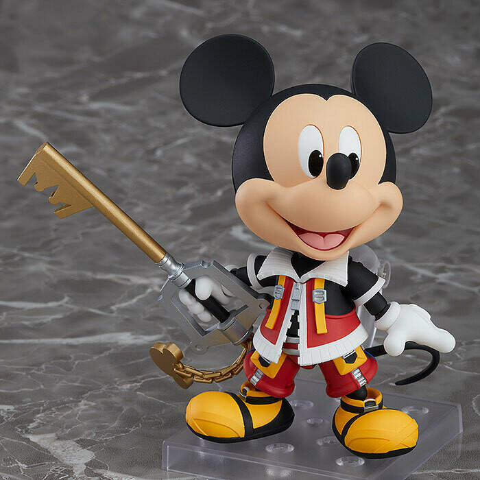 Nendoroid - Kingdom Hearts Mickey