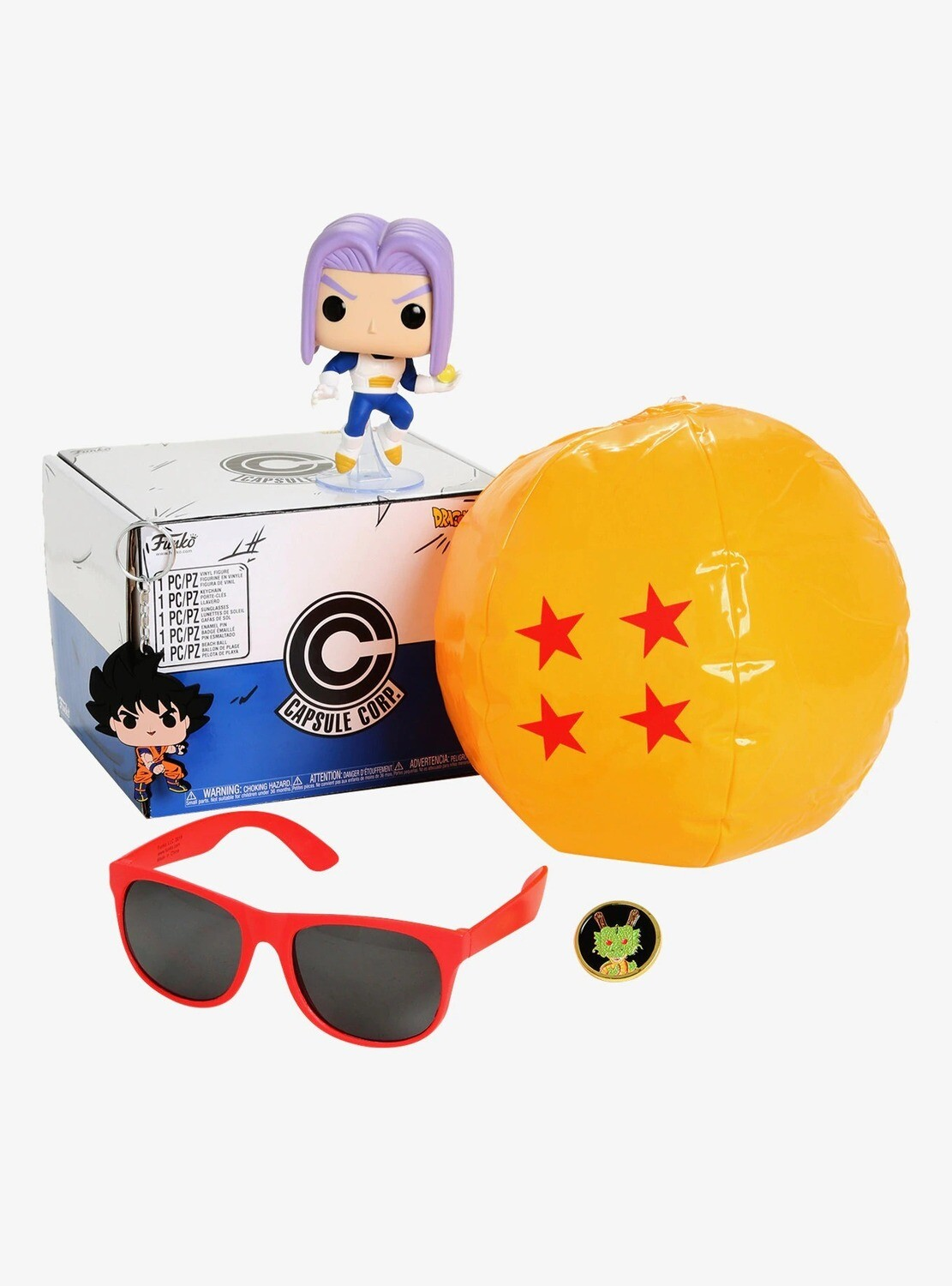 SET POP Dragon Ball