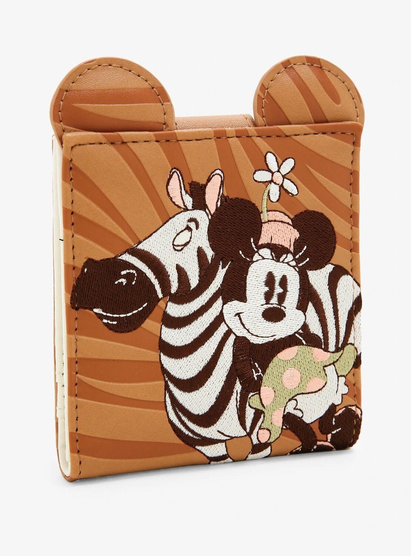 Cartera Minnie Mouse Safari