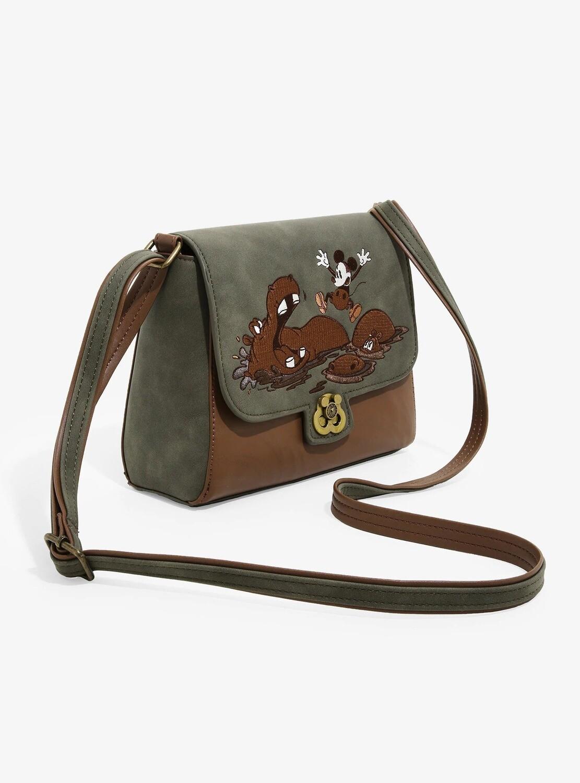 Mini Bolsa Mickey Safari