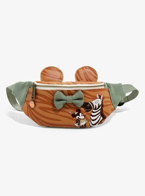 Cangurera Minnie Mouse Safari