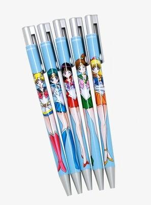 Set Plumas Sailor Moon