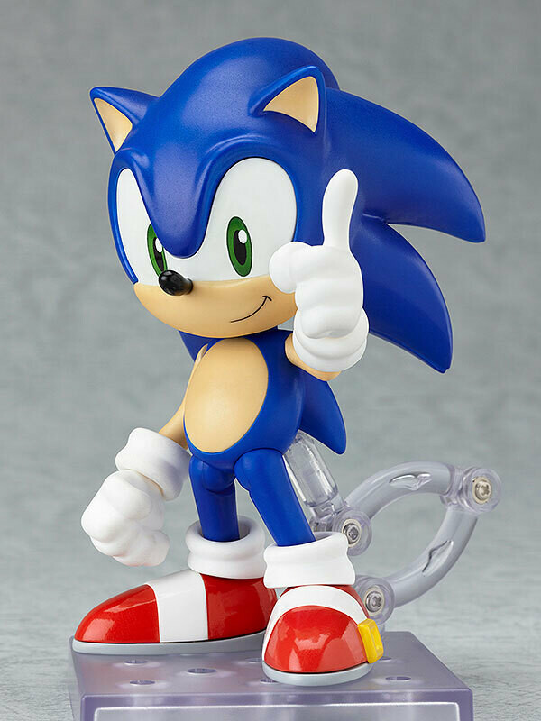 Nendoroid - Sonic the Hedgehog