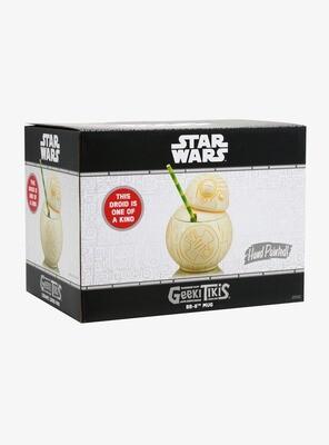 Vasi TIKI BB-8 Star Wars