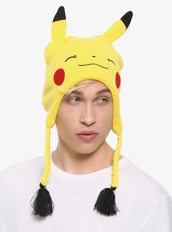 Gorro Pikachu Feliz