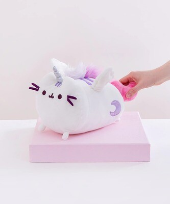 Peluche Pusheen Unicornio Movimiento