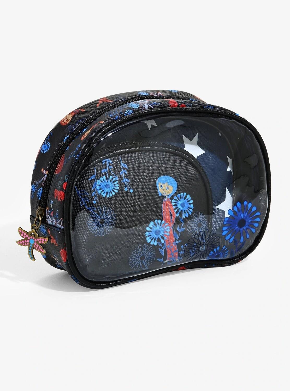 Set Bolsas Maquillaje Coraline