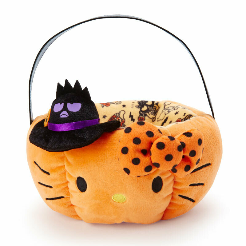Canasta Halloween Hello Kitty