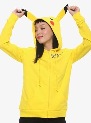 Sudadera Pikachu EX00
