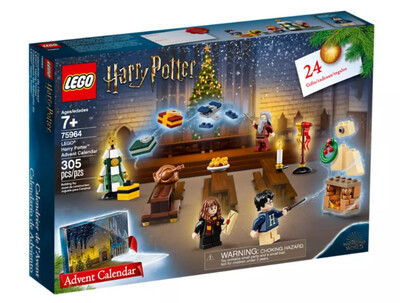 Lego Harry Potter Calendario Navideño