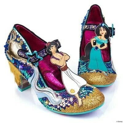 Tacones Aladdin Disney