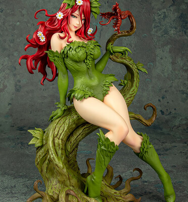 Bishoujo DC UNIVERSE Poison Ivy