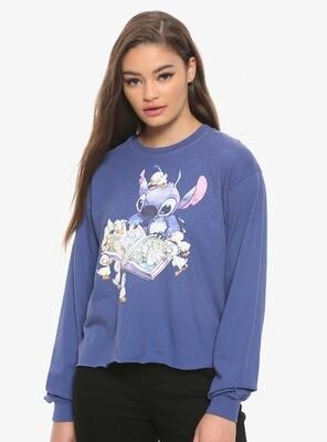 Sudadera lilo y stitch xs08