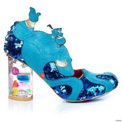 Tacones Aladdin Genio