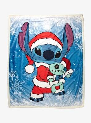 Manta Lilo & Stitch NAVIDAD 2019