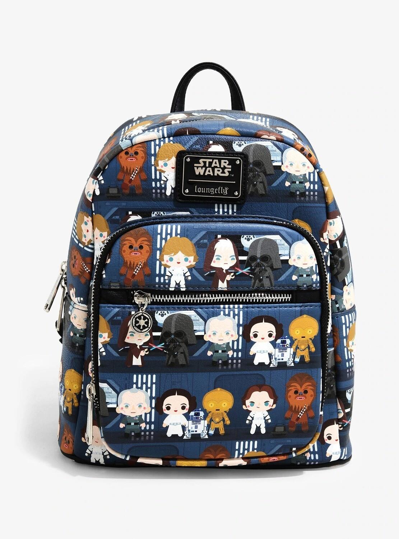 Bolsa Mochila Star Wars CHB00