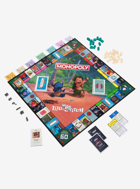 Monopoly LILO & STITCH
