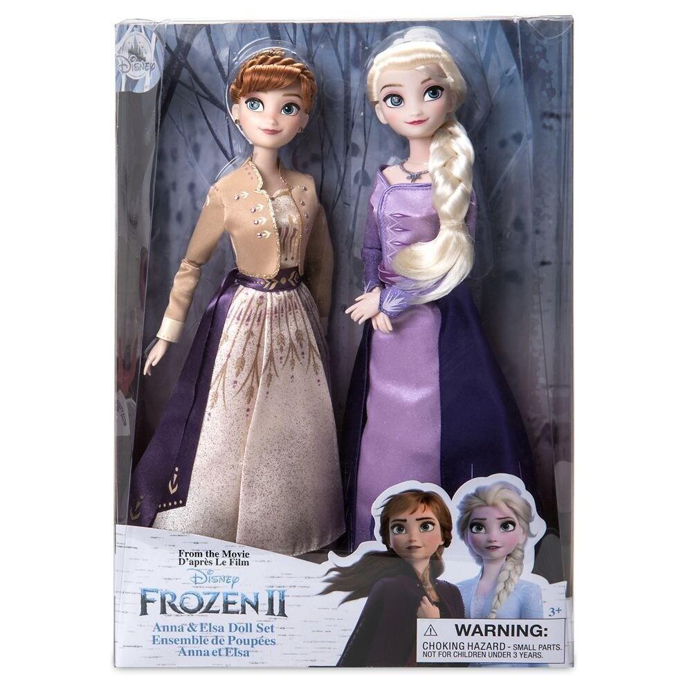 Set Muñecas Frozen II