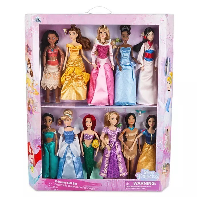 Set Princesas Disney Regalo