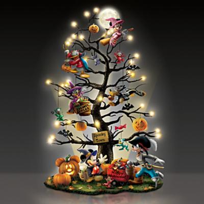 Figura Luz Halloween Disney Mickey Mouse