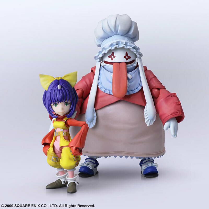 Final Fantasy - Eiko Carol & Quina Quen