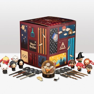 Set Calendario Exclusivo Harry Potter