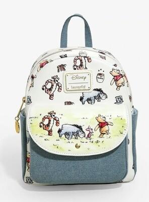 Bolsa Mochila Winnie Pooh X2019