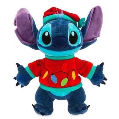 Peluche Lilo Stitch Disney Navidad 2019