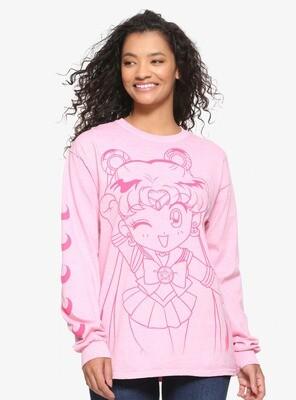 Sudadera Sailor Moon Kawaii Modelos
