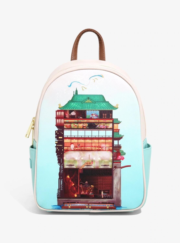 Bolsa Mochila Studio Ghibli XA00