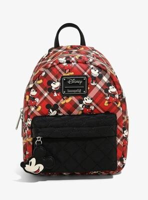 Bolsa Mochila Mickey NS0